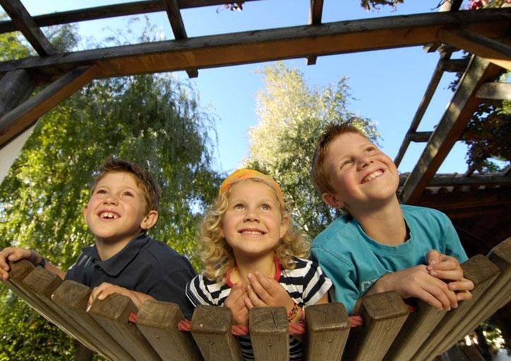 Kinderfreuden im Haus Hafner