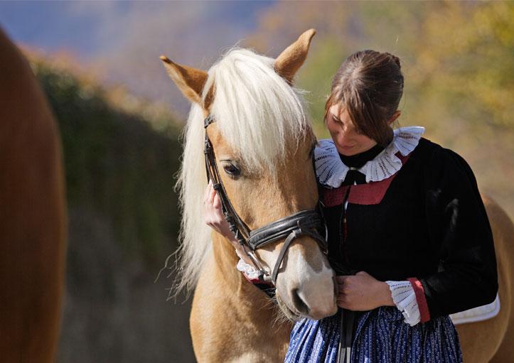 Reit- und Pferdespass im Haus Hafner